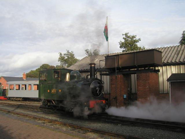 Welshpool - Llanfair Railway