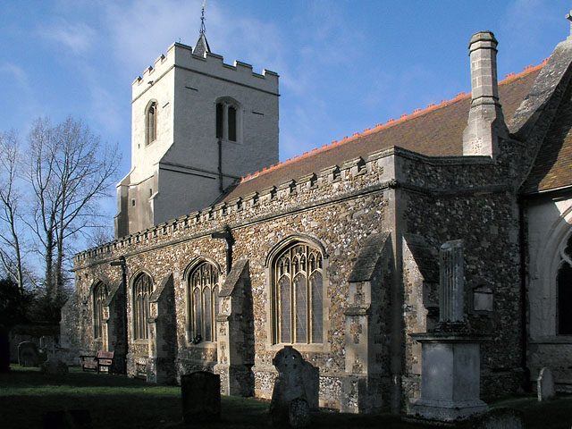 Grantchester church