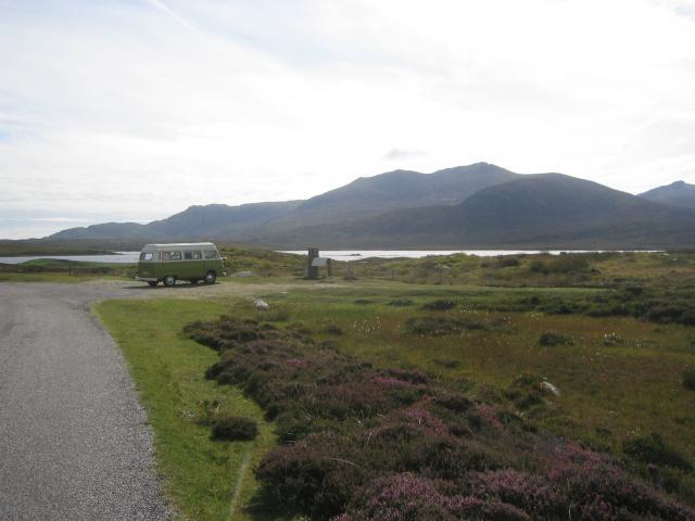 Loch Druidibeag Natural Park
