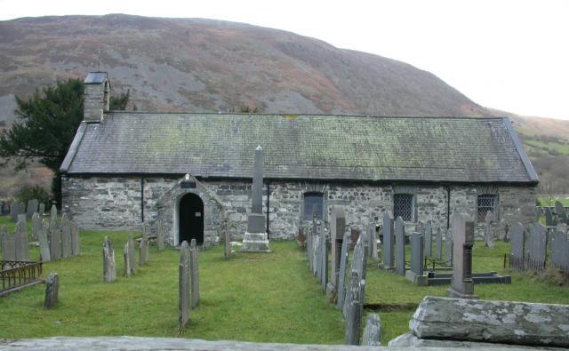 Mary Jones' Chapel