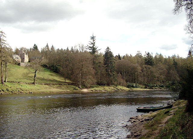 River Tay at Stobhall