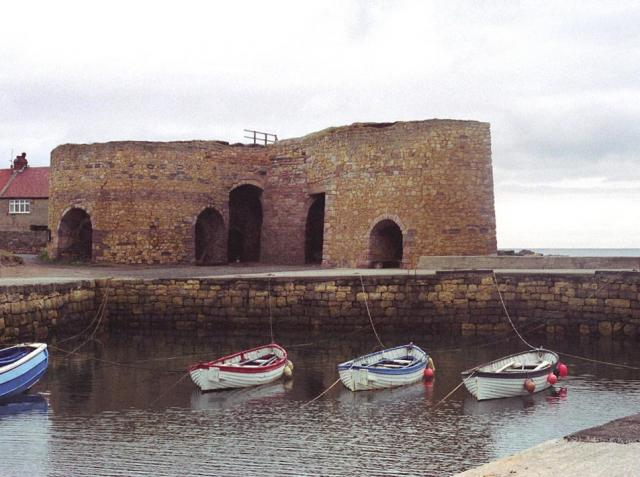 Beadnell Harbour and 18th Century Lime Kilns