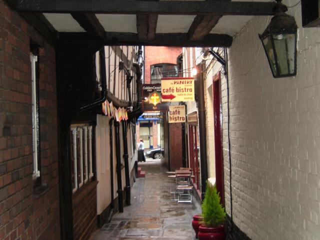 Cafe Bistro, Shrewsbury