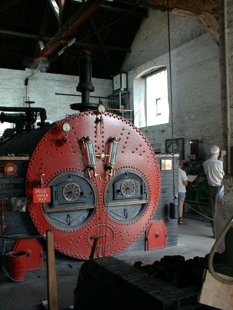 Crofton pumping engines