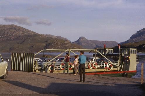 Kylesku Ferry