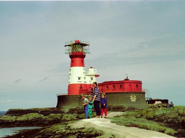 The Longstone Lighthouse, Farne Islands