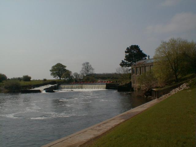 Linton Weir