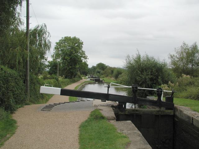 Wilmcote Locks