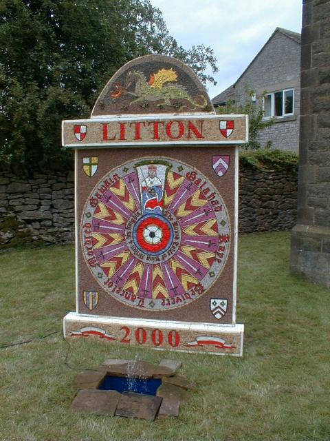 Litton well dressing