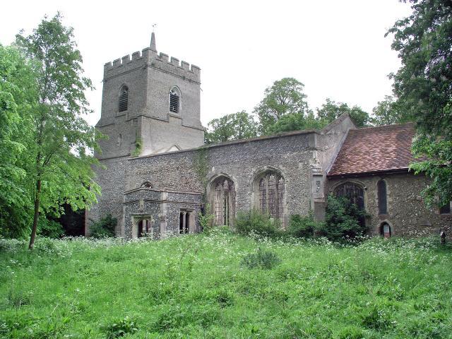 Layston Church