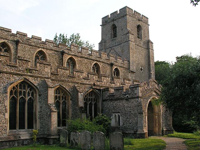 Harston, All Saints