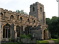 TL4150 : Harston, All Saints by mym