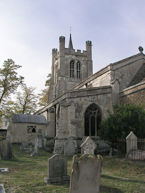 Haslingfield, All Saints