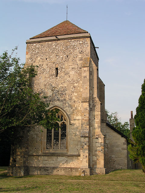Shepreth, All Saints