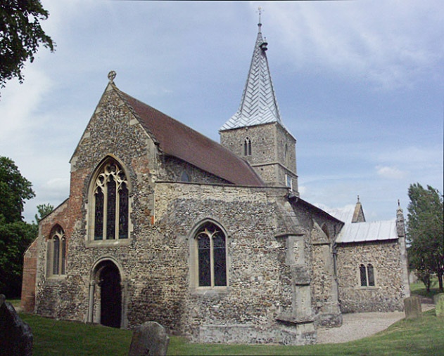 Ickleton, St Mary Magdalene