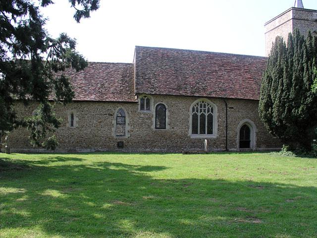 Great Abington, St Mary