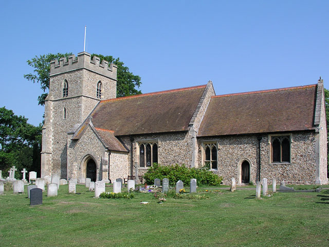 Little Abington, St Mary