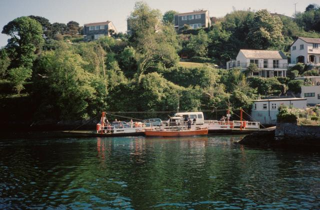 Fowey - Bodinnick Ferry