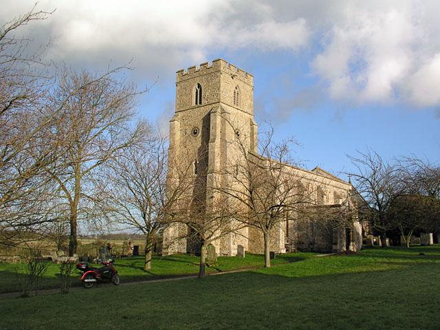 West Wratting, St Andrew