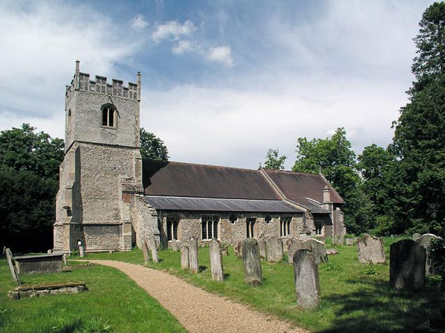 Stetchworth, St Peter