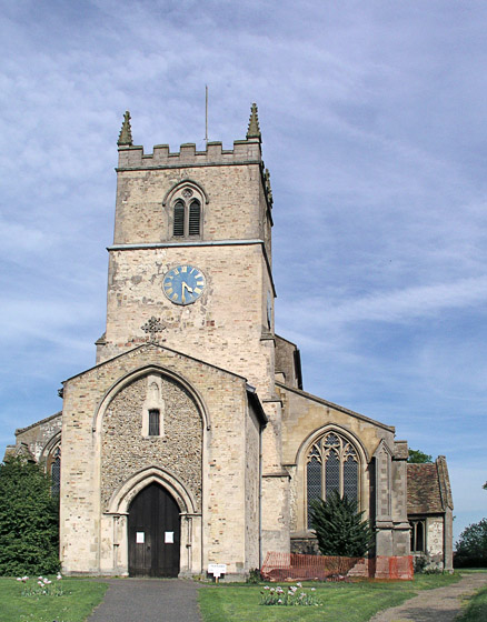 Bottisham, Holy Trinity