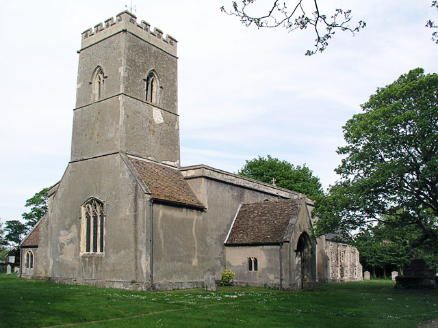 Little Wilbraham, St John the Evangelist