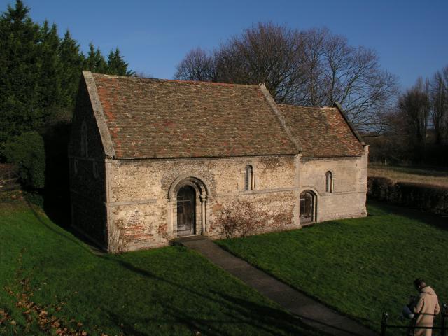 The Leper Chapel