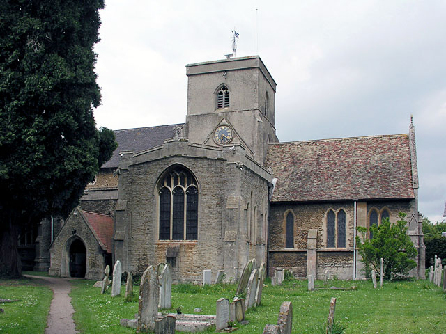 Histon, St Andrews