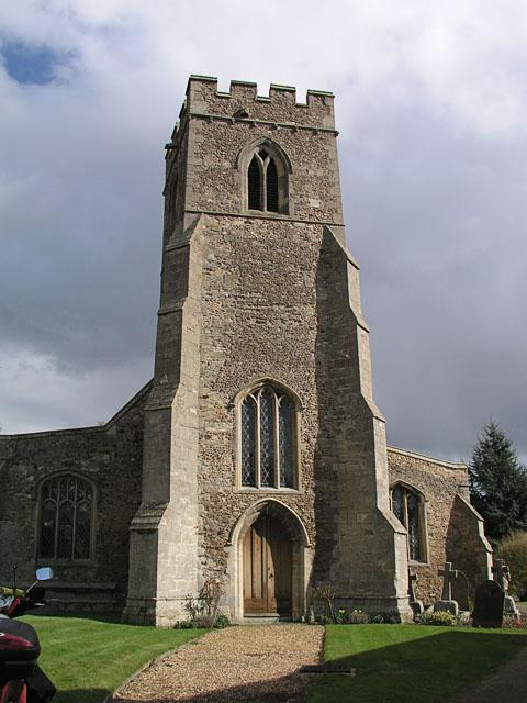 Oakington, St Andrew