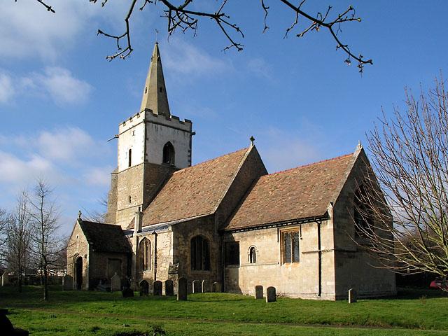 Coton, St Peter