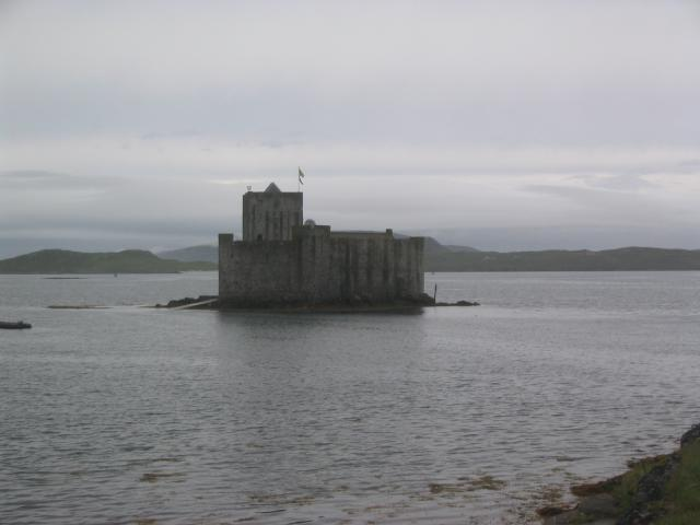 Caisteil Chiosmuil (Kisimul Castle)
