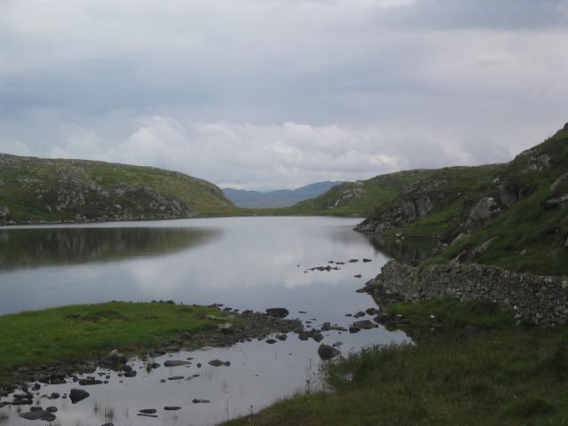 Loch a' Sgail, Great Bernera