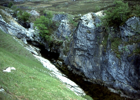 Traligill River