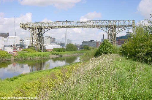 Warrington Transporter Bridge