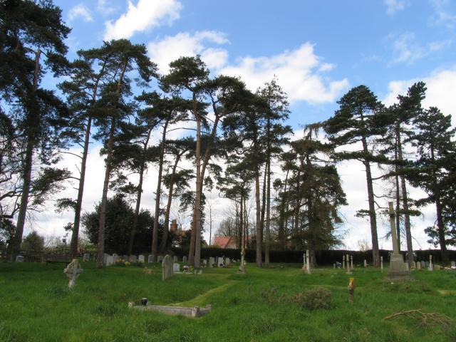 Beenham Graveyard