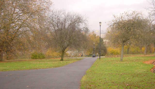 Victoria Park, Windmill Hill, Bristol