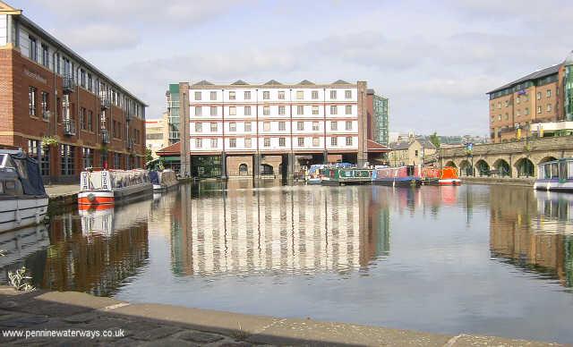 Sheffield Canal Basin