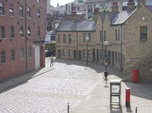 Merchants' Crescent, Sheffield