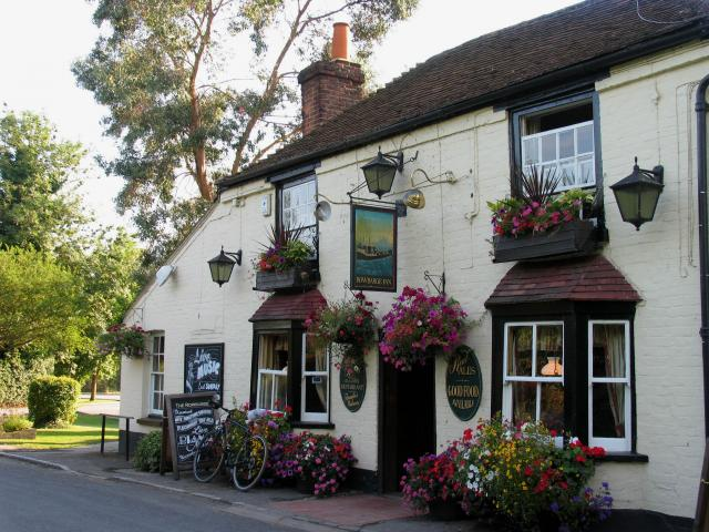 The Rowbarge Pub