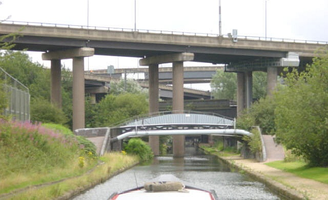 """Spaghetti Junction"", Birmingham"