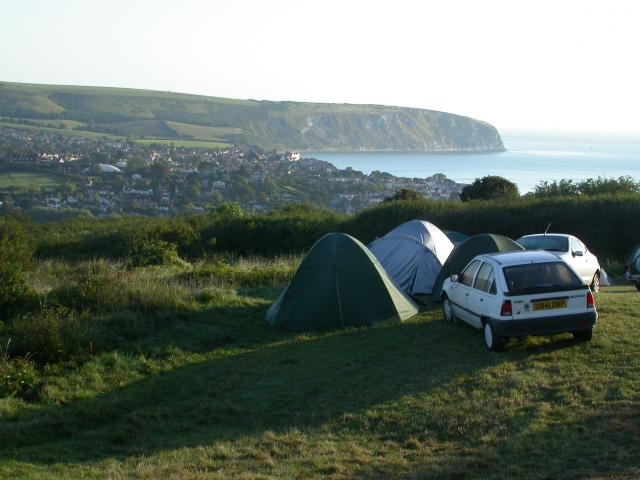 Priestway camp site