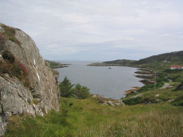 Acairseid Mhòr, Eiriosgaigh (Eriskay)
