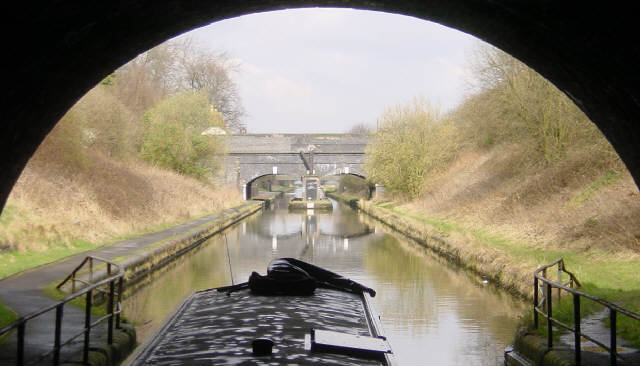 Netherton Tunnel and Tividale Aqueduct