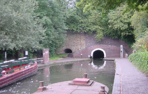 Dudley Canal Tunnel