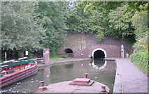 SO9491 : Dudley Canal Tunnel by Martin Clark