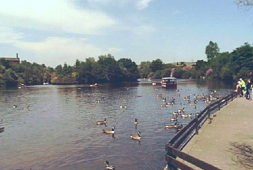Stamford Park Boating Lake