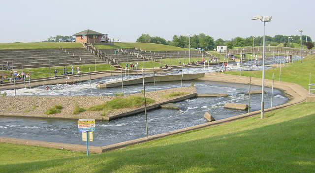 Holme Pierrepont National Water Sports Centre