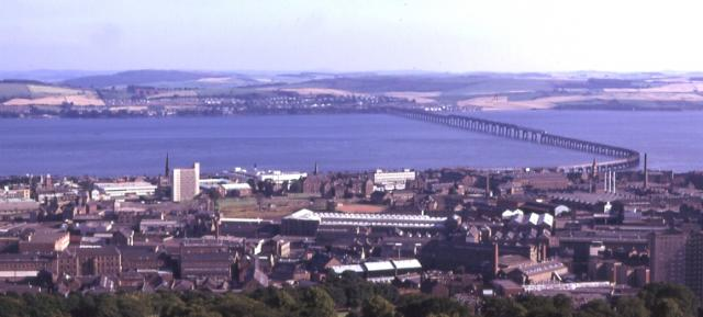 Dundee and the Tay Bridge