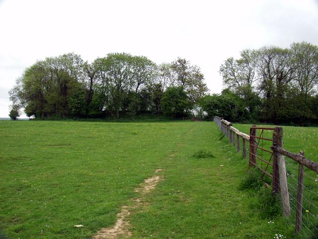 Chastleton Barrow 'Hillfort'