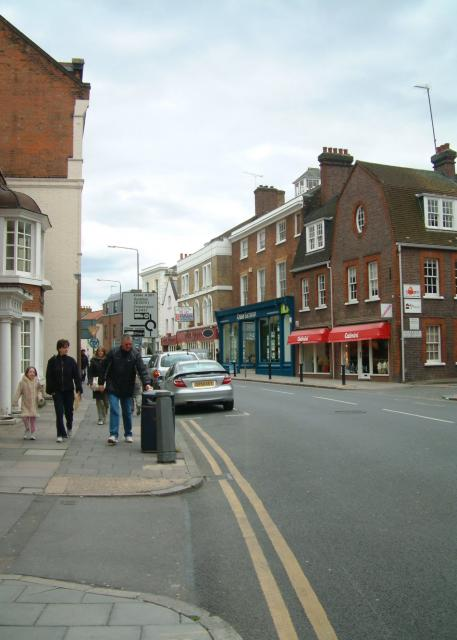 Kingston upon Thames, High Street